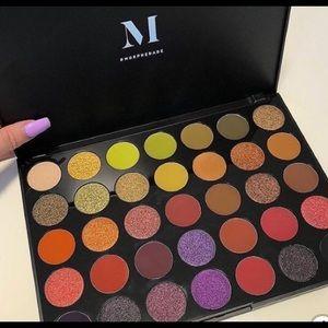 Morphe Makeup - Morphe 35M Boss Mood Artistry Palette 🎨